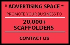 Advertise On The Scaffolders Forum